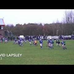 CDRFC 1st XV vs Thomond - Tries