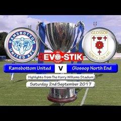 Ramsbottom United v Glossop North End 02/09/17