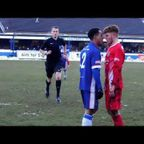 CHASETOWN 0-2 STAMFORD: HIGHLIGHTS...