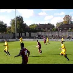 Chesham Utd Vs Potters Bar Town ( FA CUP 4th Qualifying Round 2016 )