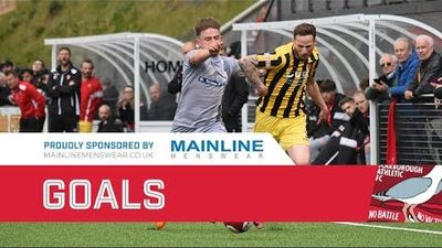 Scarborough Athletic v Workington - 27/4/2019