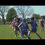 Q4 Crosfield Cobras U8's v Bank Quay Bulls 07/05/2017