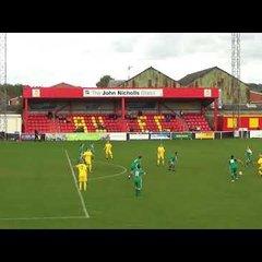 Banbury United Women 7 Aylesbury United 0 - 8 Oct 2017 - The Goals
