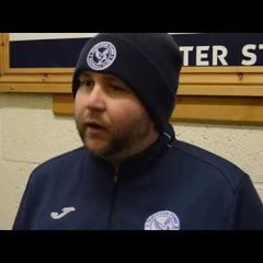 Thatcham Town FC vs Binfield FC - Danny Robinson Post-Match Interview!