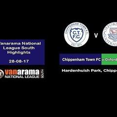 VIDEO | Chippenham Town 3-2 Oxford City