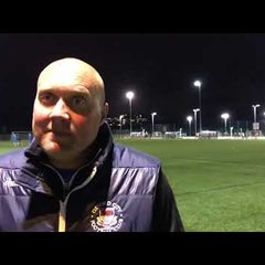 PREVIEW - Mark Jones ahead of Dartford (FA Cup)