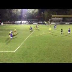 Worksop Town 0 vs 1 Frickley Athletic