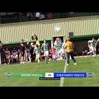 Buckie Thistle vs Strathspey Thistle   Highlights   Breedon Highland League   3 August 2019