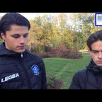 TONBRIDGE ANGELS ACADEMY VS HASTINGS UTD - Post match interviews 31/10/2018