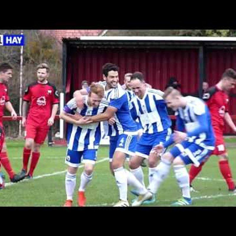 Haywards Heath Town FC Season Review 2016/17 - 127 Goals!
