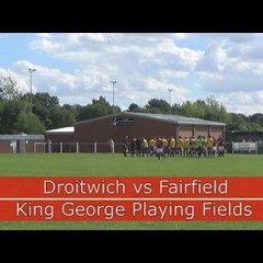 Droitwich Spa 3 - 2 Fairfield Villa - Midland Football League Division 2 29/8/16