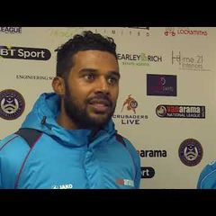 Soares and Meechan | Dartford FC | 09.12.2017