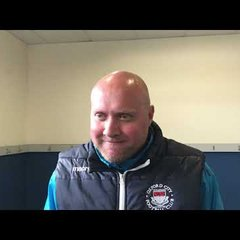 POST MATCH INTERVIEW - Oxford City 2-1 Dartford