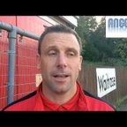 TONBRIDGE ANGELS VS AFC HORNCHURCH - Post match interview 20/10/2018