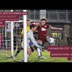 Highlights - Chelmsford City vs Taunton Town (Buildbase FA Trophy)