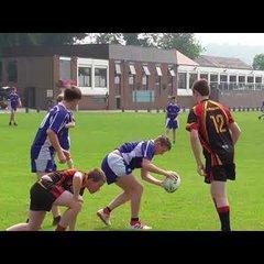 Rugby League Sheffield Hawks v Illingworth U14