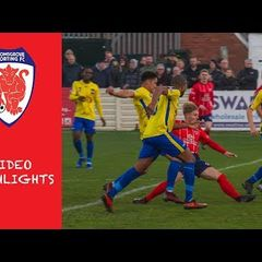 HIGHLIGHTS: Bromsgrove Sporting v Aylesbury - 17/11/2018