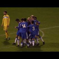 Fa Youth Cup 3rd Round - Gillingham 2-0 Oxford City Highlights