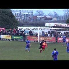 Banbury United 4 Coalville Town 2