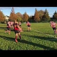 Aston Croall Sin Bin - Southwark RFC - Sheppey 18-19