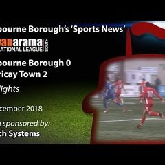 'Sports News': Eastbourne Borough 0 v 2 Billericay Town – Vanarama National League South