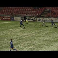 Y Seintiau Newydd 2-1 Bangor