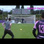 Dulwich Hamlet Fans vs Players Penalty Shoot-Out