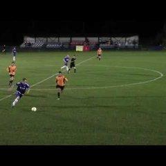 Chessington & Hook 4 vs 1 Banstead Athletic