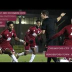 Highlights - Chelmsford City vs Hungerford Town