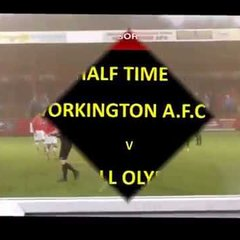 ROFCTV   Workington A.F.C  v  Rushall Olympic