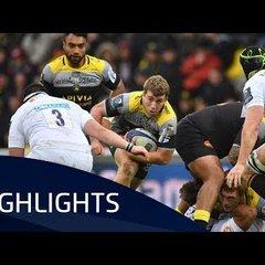 La Rochelle v Wasps (P1) - Highlights – 10.12.2017