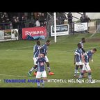 TONBRIDGE ANGELS VS BOGNOR REGIS TOWN - Match highlights 03/12/2016