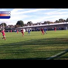 Dunstable Town v Harefield United - Sat 6th Oct 2012