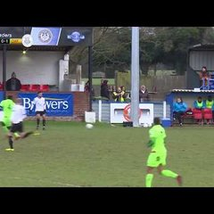 Rob Sinclair makes it 2-0 | Oxford City | National League South | 06.01.18