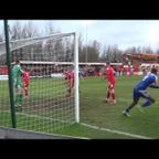 City Goal at Ilkeston Town