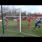 City Goal at Ilkeston Town