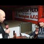 Workington AFC v Warrington Town