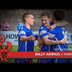 Lancaster 2-3 Harriers 01/10/16: What a strike!