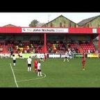 Banbury United 0 Royston Town 1 - 20 Oct 2018 - Match Highlights