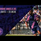 Dulwich Hamlet v Tonbridge Angels, FA Cup Second Qualifying Round, 22/09/18 | Match Highlights