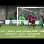 Gorleston v Saffron Walden Town, Season 2017-18