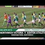[NVTV][NWCFL] Northwich Victoria Vs Ashton Athletic [HIGHLIGHTS]