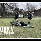14 April 2019 - York 52 v 7 Middlesborough (u15s)