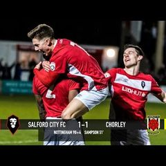 Salford City 1-1 Chorley - National League North 21/03