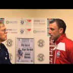TONBRIDGE ANGELS 2 FARNBOROUGH 0 - Steve McKimm post match interview 3/10/15