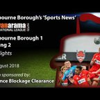 'Sports News': Eastbourne Borough 1 v 2 Woking – National League South Highlights