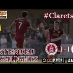 EXTENDED HIGHLIGHTS: Chelmsford City 1-1 Welling United - 24/08/2019