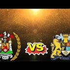 WORKINGTON REDS VS NEWCASTLE BENFIELD FA CUP MATCH DAY HIGHLIGHTS!!