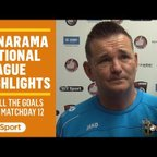 Vanarama National League Highlights Show | Matchday 12