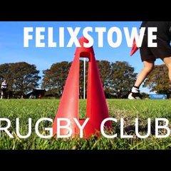 Felixstowe Rugby Club mini's